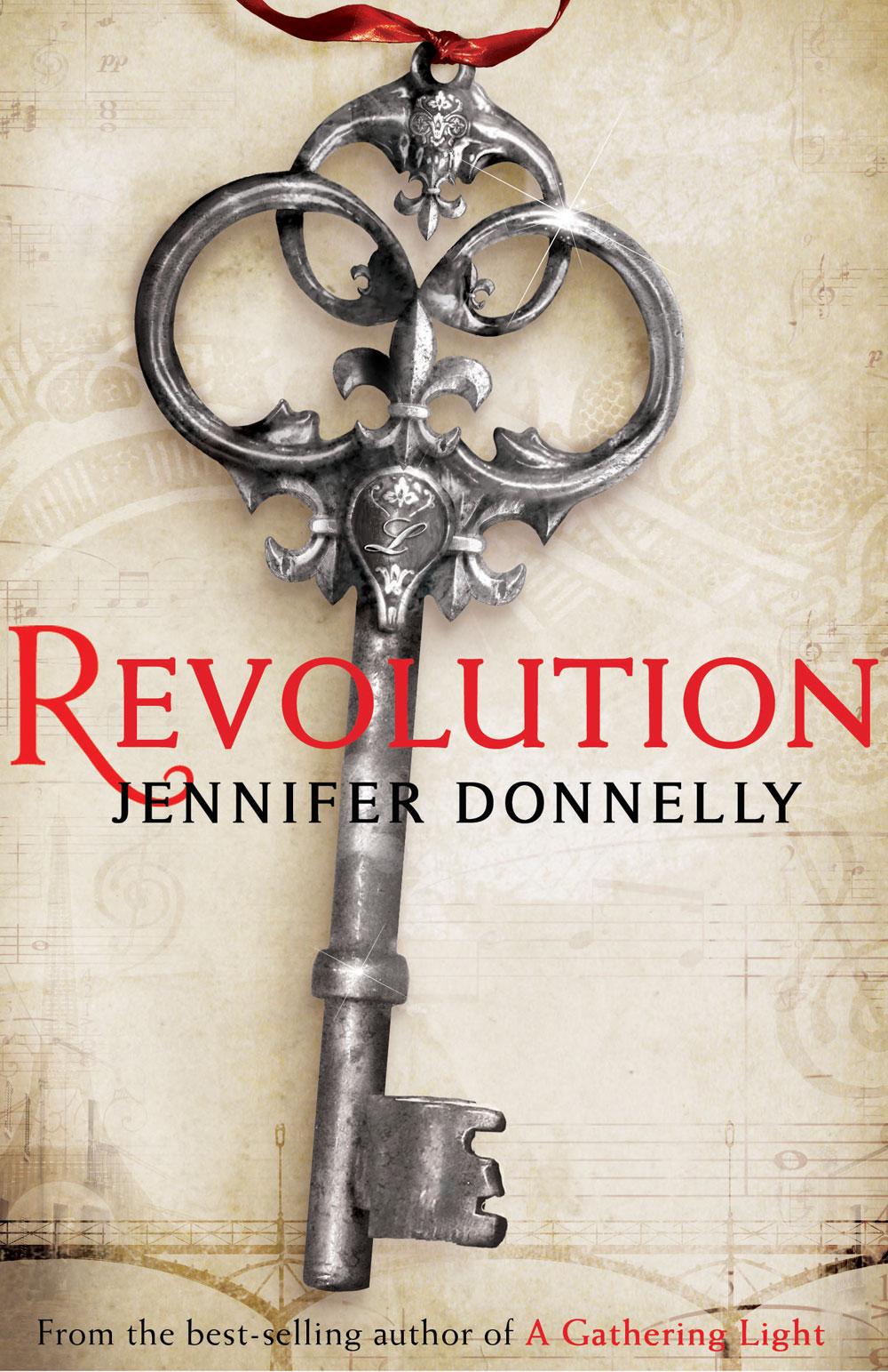 Revolution by Jennifer Donnely review