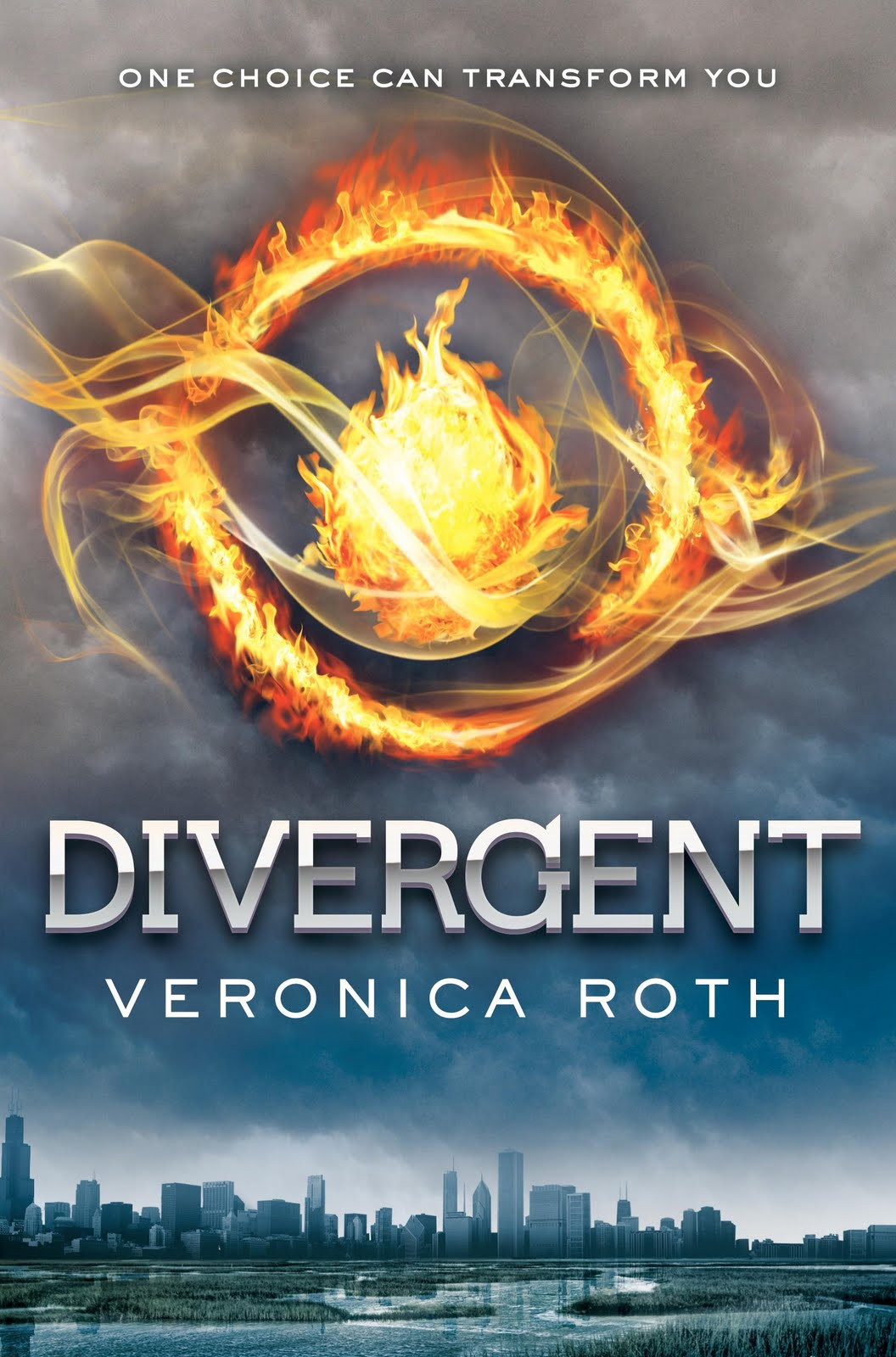 Divergent by Veronica Roth review
