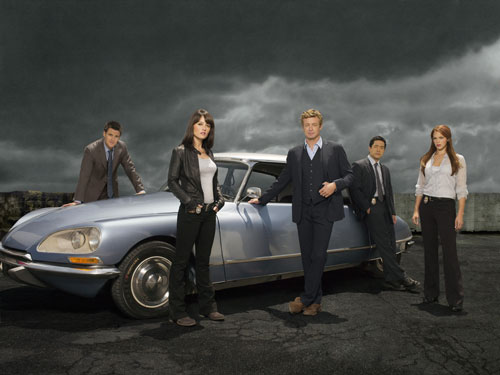 Recommended TV shows: The Mentalist