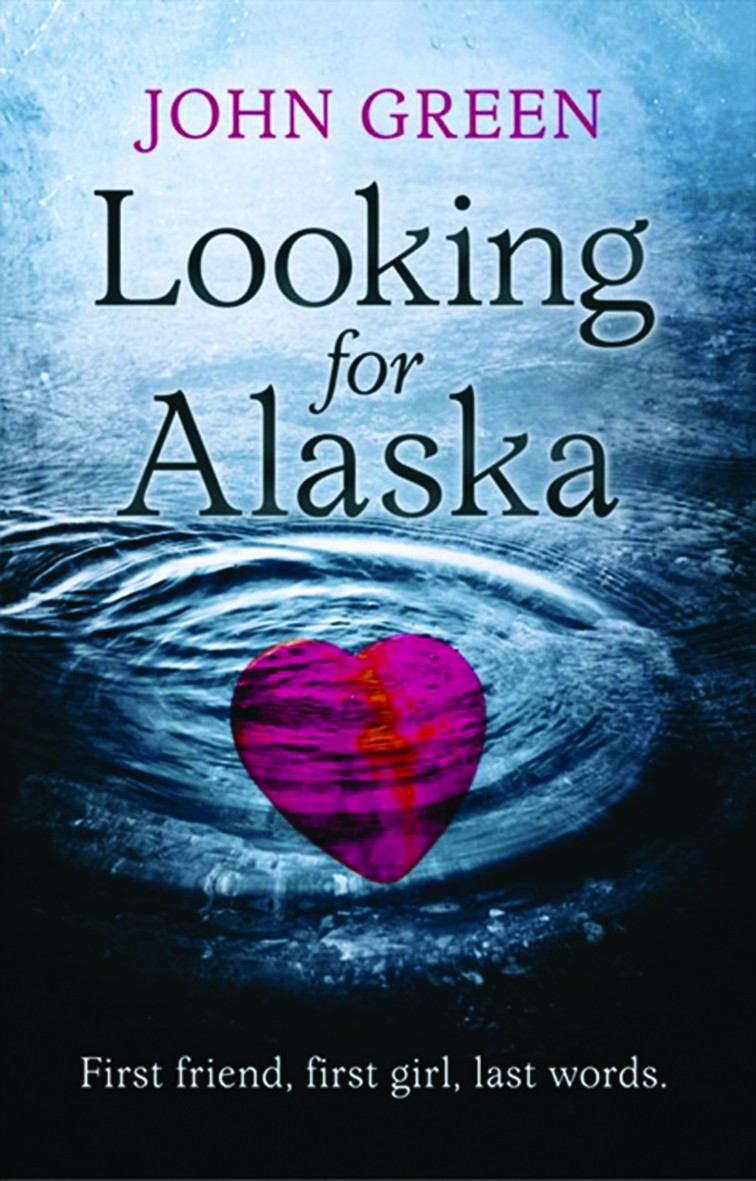Image result for looking for alaska john green covers