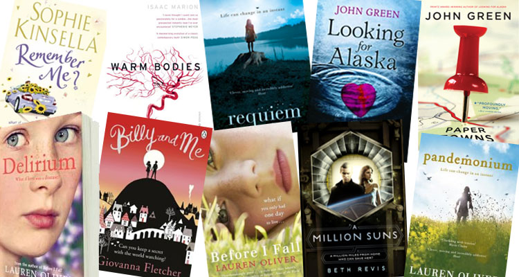 Top Ten Tuesday – Top Ten Books I've Read So Far In 2013