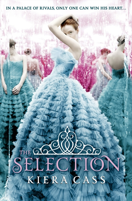 The Selection Kiera Cass review