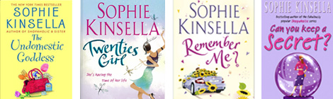 Sophie-Kinsella-review-round-up