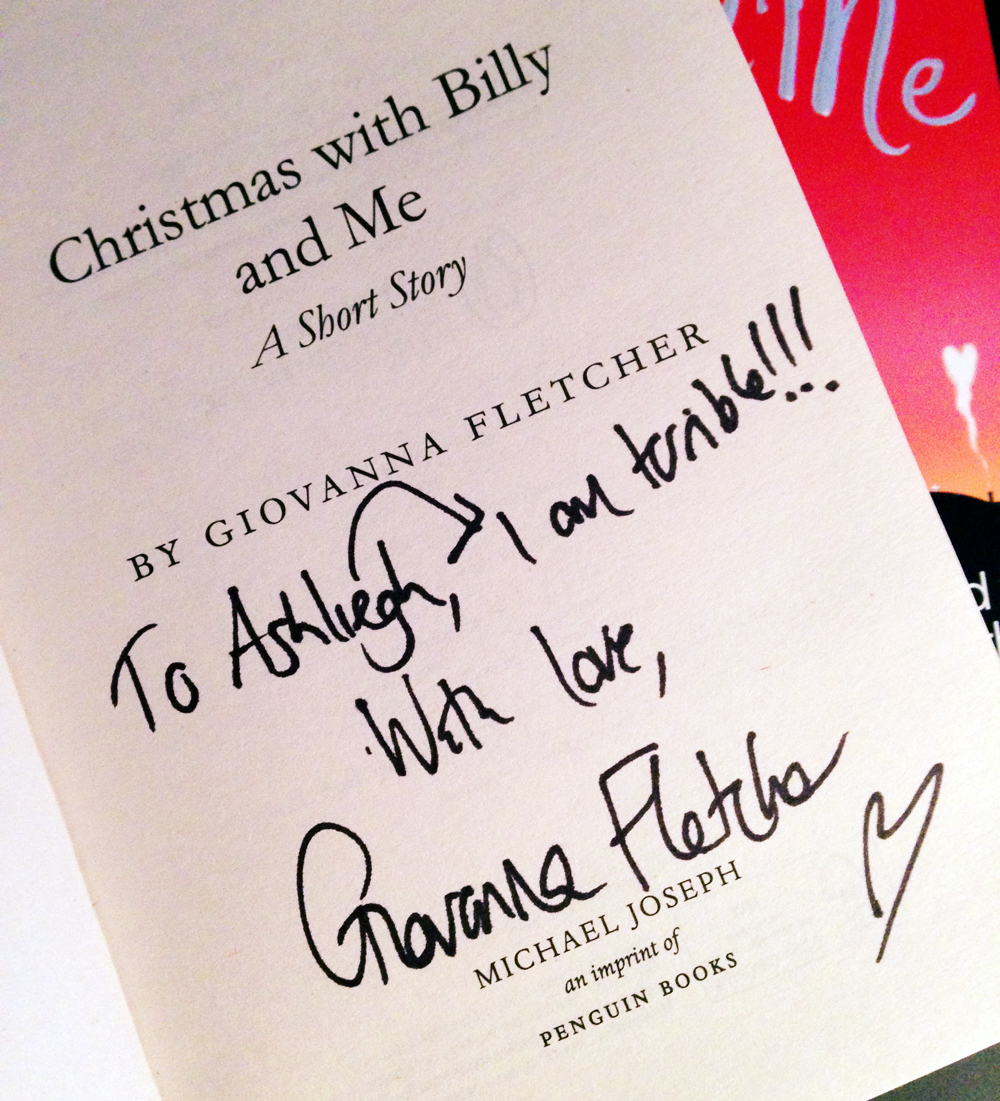 Giovanna-Fletcher