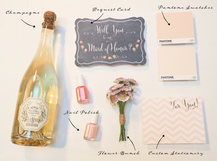 6 Wonderful Ways To Propose To Your Bridesmaids Ashleigh Online