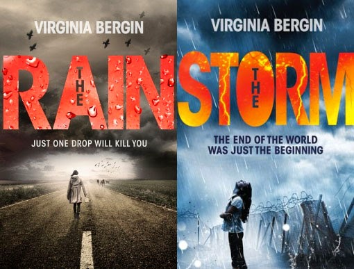 virgina bergin titles
