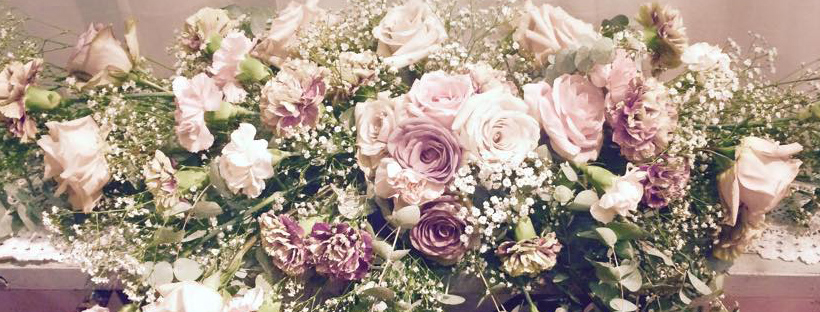 Inspiration: Fabulous flowers for a vintage autumn wedding