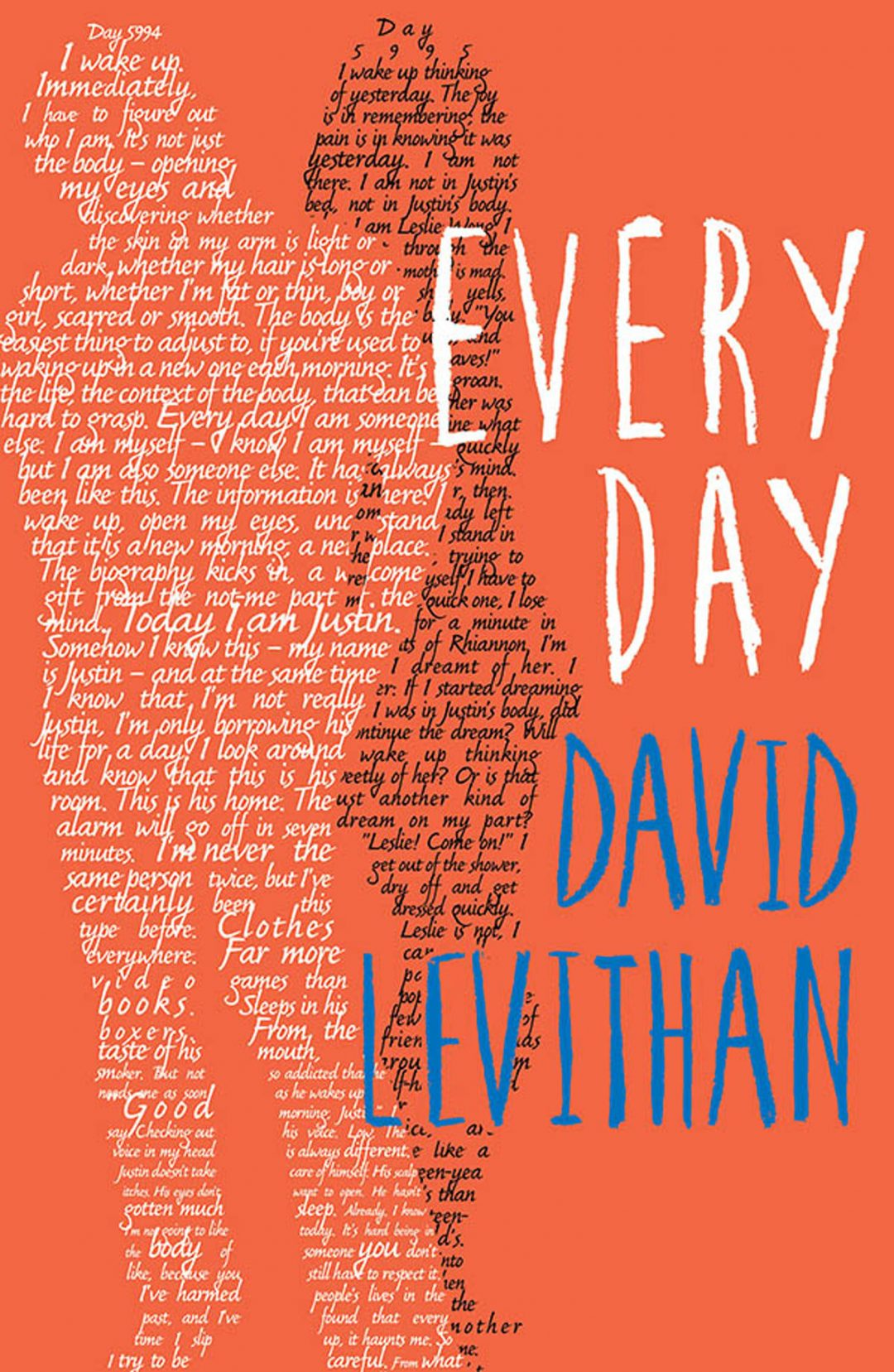the love of a and rhiannon in the novel every day by david levithan Book review: another day by david levithan august 23, 2015 books another day , books , david levithan , every day , kayla farber , kenny fisher-marciano , review kfishermarciano another day, david levithan's companion to the new york times bestselling novel every day, could only be described as an innovative masterpiece.