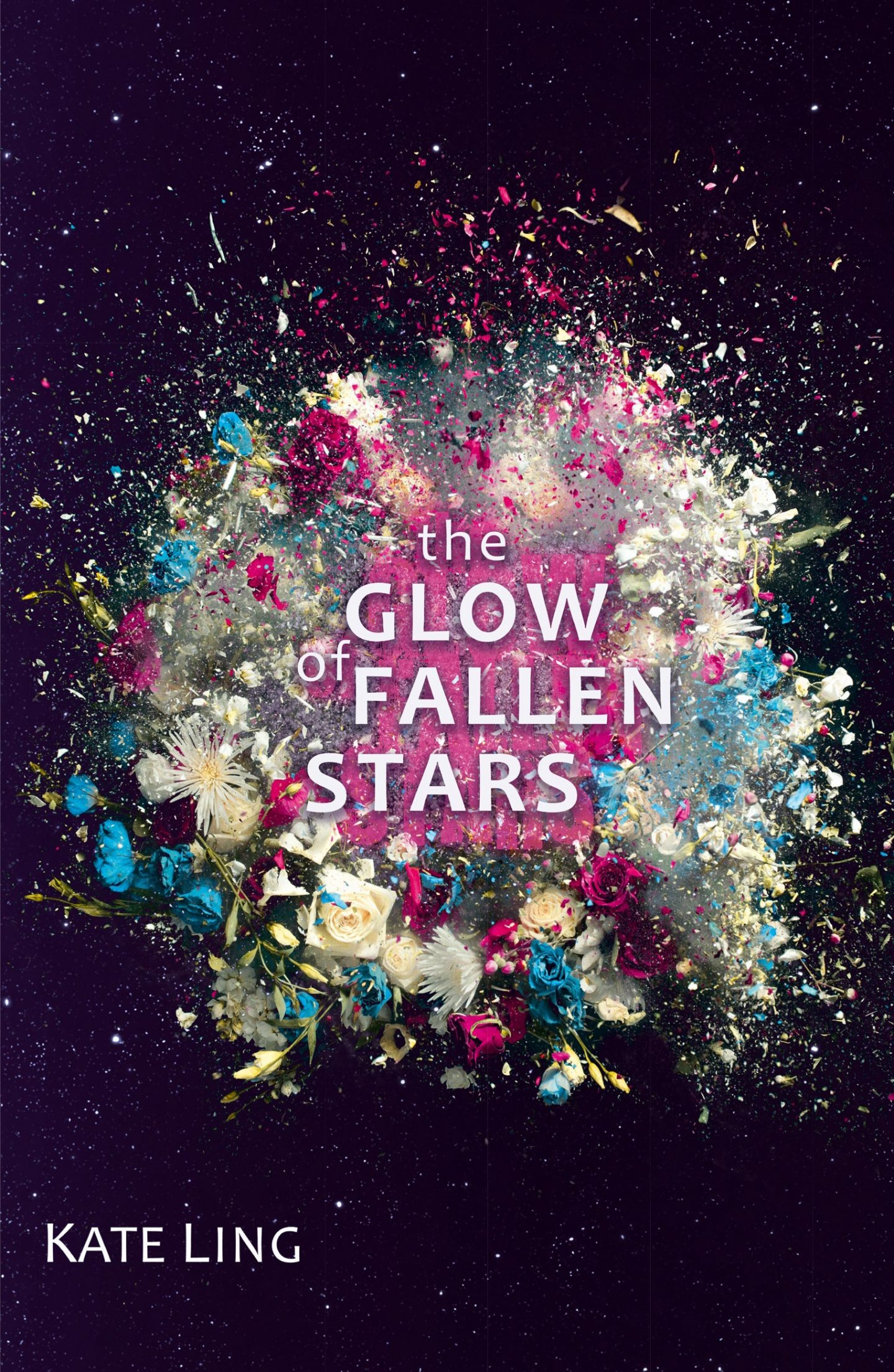 Review: The Glow of Fallen Stars by Kate Ling (and a giveaway!)