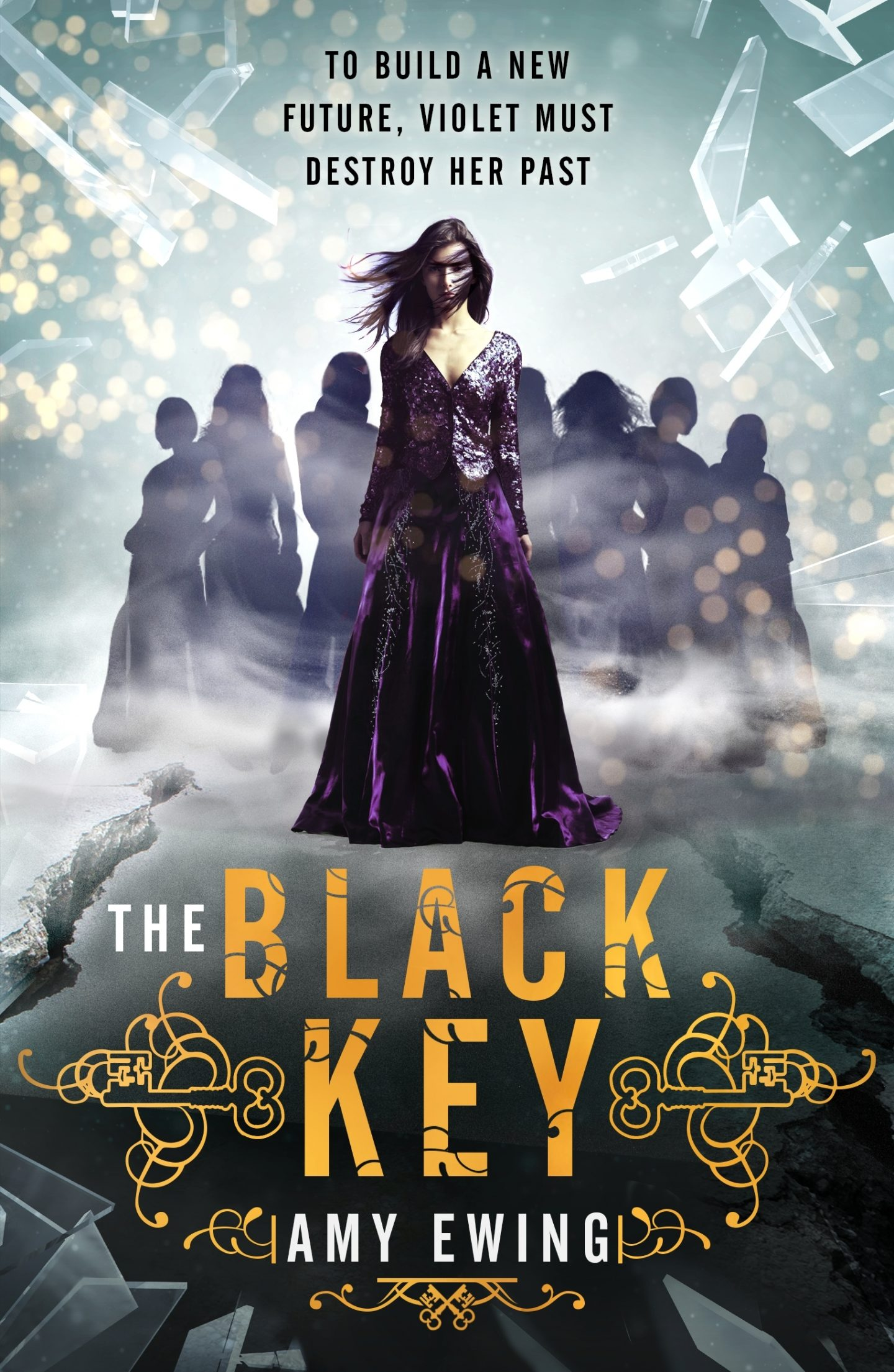 Review: The Black Key by Amy Ewing