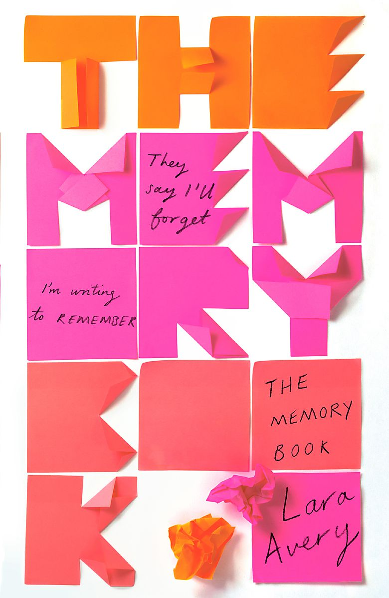 Review: The Memory Book by Lara Avery