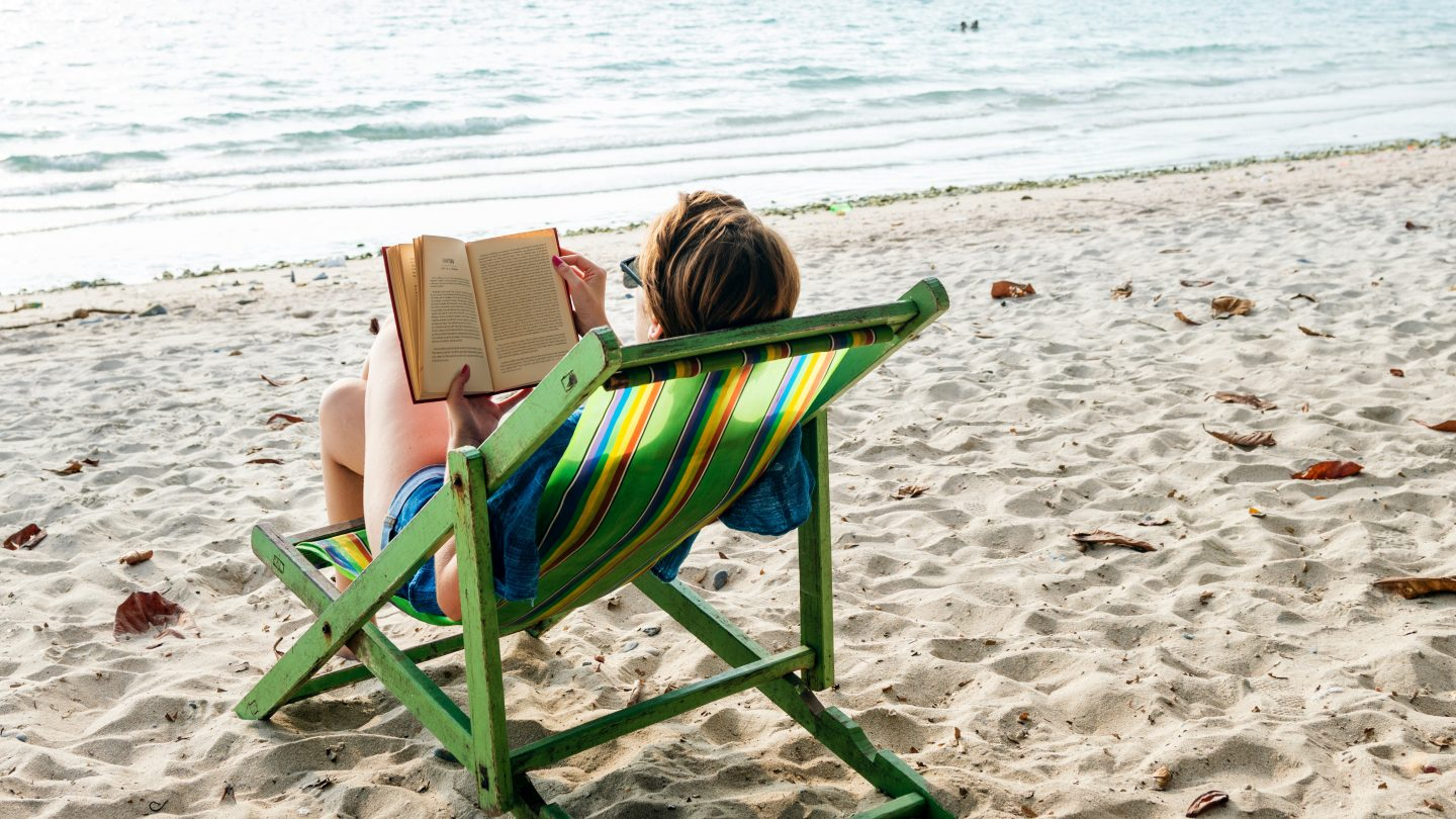 Top 10 Books to Have in your Beach Bag