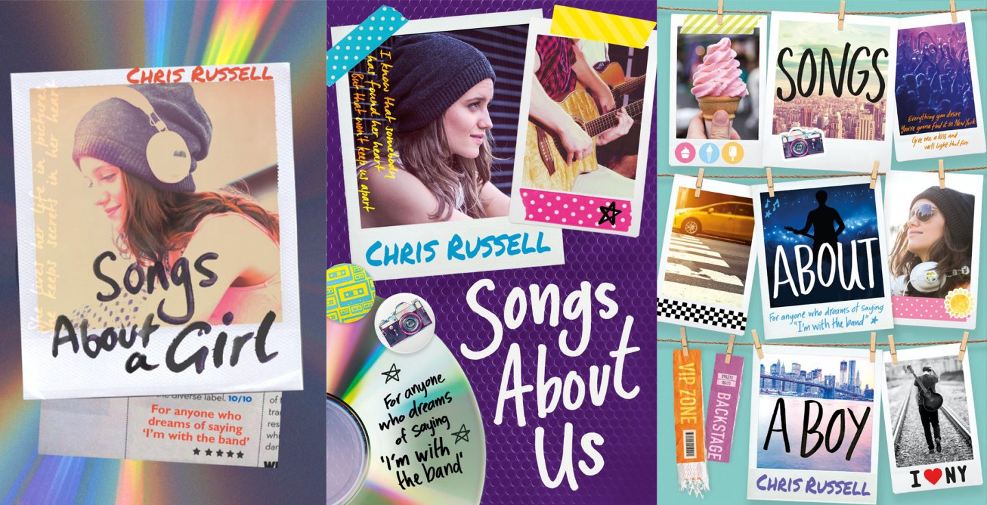 Songs About A Girl Trilogy by Chris Russell Review