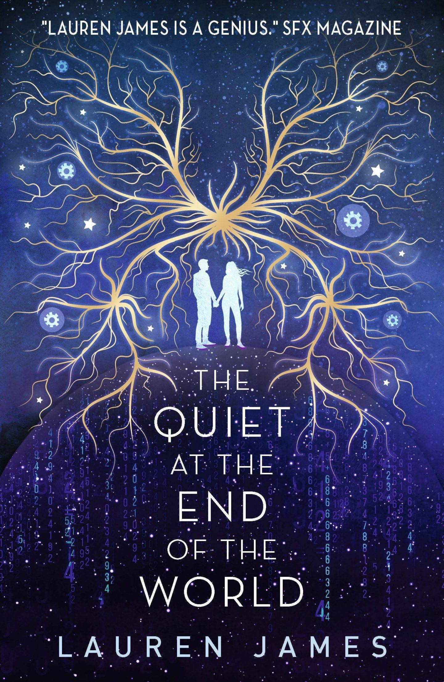 Review: The Quiet At The End Of The World by Lauren James
